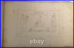 1817 The Works Days and Theogony of Hesiod John Flaxman William Blake engravings