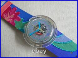 1992 Swatch watch Verushka PWZ103PACK Pop Special release for Mother's day New