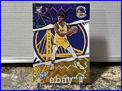 2/5 James Wiseman Rookie Card! Panini Fathers Day Explosion/Kaboom