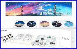 3 7 Days Your Name Collector's Edition 4K Ultra Blu-ray 5 Discs