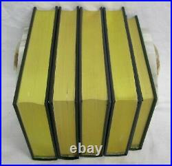 Anzio Tug of War D-Day The 900 Days Easton Press Military History Book Lot 5