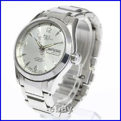 BALL WATCH Engineer Master II NM1020C Day date Automatic Men's Watch 619490