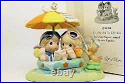 BNIB Precious Moments EVERY DAY WITH YOU IS PARADISE, 172001 Limited Edition