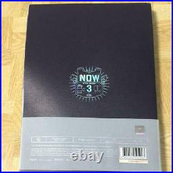 BTS Now 3 in CHICAGO Dreaming Days Photobook DVD No photocard postcard