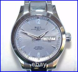 Ball Engineer II Automatic 100m Day-Date Watch ref. NM1020C with Papers Mint