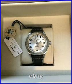 Ball Trainmaster Cleveland Express Day/date Automatic Watch Nm1058d