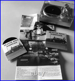 Beastie Boys Sabotage 2019 RSD Record Store Day Exclusive 3 Inch Vinyl/2500