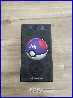 Brand New Master Ball Limited Edition By The Wand Company Pokemon Same Day Ship