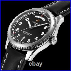 Breitling Aviator 8 Automatic Day & Date Stainless Steel