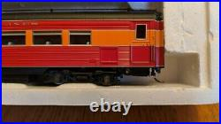 Broadway limited Southern Pacific HO Scale Day Light cars