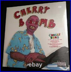 Cherry Bomb By Tyler The Creator Red Limited Edition RSD20 Same Day Shipping