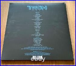 DAFT PUNK TRON LEGACY OST 2 x BLUE VINYL LP RECORD STORE DAY RSD 2020 NEW