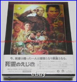 Day of the Dead HD New Master Special Edition 2 Blu-ray Booklet Japan PCXE-50908
