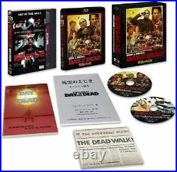 Day of the Dead HD New Master Special Edition First Limited Blu-ray Japan New