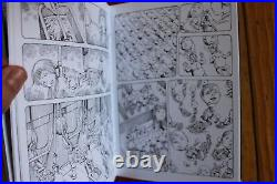 Day of the Flying Head Shintaro Kago issues #2 3 4 NEW NM Limited Edition Comics