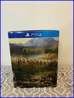 Days Gone PS4 Collector's Limited Edition No Game