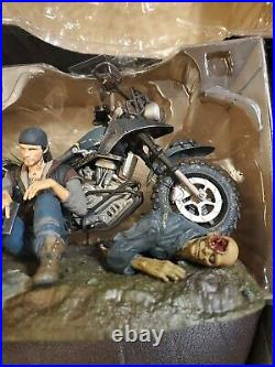 Days Gone PS4 Collector's Limited Edition Statue Only Biker