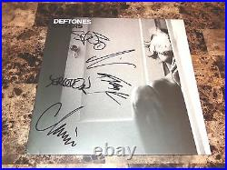 Deftones Signed Limited Edition Covers Record Store Day Exclusive Guaranteed +