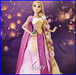 Disney Limited Edition Doll 17 Rapunzel Tangled 10th Anniversary 1 Day Post