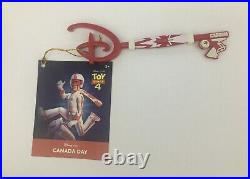Disney Store Key Exclusive Canada Day Duke Caboom New In Hand