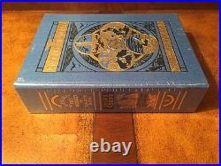 Easton Press AROUND THE WORLD IN 80 DAYS Verne SEALED Deluxe Limited Edition
