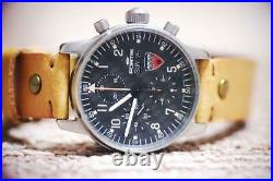 FORTIS Ducati Chronograph Limited Edition Automatic Day Date Valjoux 7750 Watch