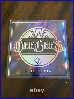 Foo Fighters (Dee Gees) Hail Satin 2021 RSD Record Store Day Vinyl LP #/12000