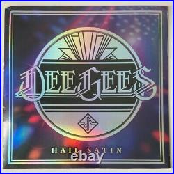 Foo Fighters Dee Gees Hail Satin Rsd 2021 Limited Ed. Lp Sealed Record Store Day