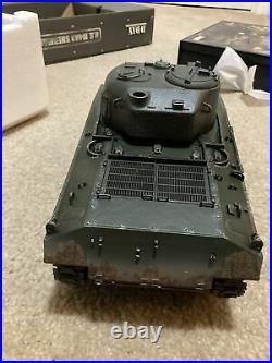 Forces Of Valor 1/16 USA M4a3 Sherman D-day Commemorative Diecast Tank 85007