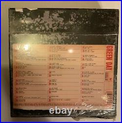 GREEN DAY-ULTIMATE COLLECTORS-7 SINGLES BOX SET-NUMBERED #1258-SEALED w DEFECT