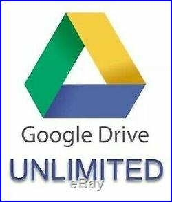 Google G Suite SUPER ADMIN Unlimited Drive Limited Edition 3DAY EXRA SALE