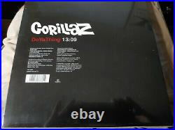Gorillaz Do Ya Thing Record Store Day 2012 10 500 US 500UK NEW OOP RSD Sealed