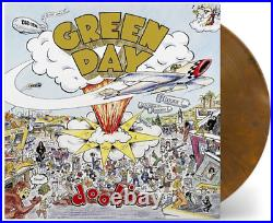Green Day Dookie Exclusive Limited Edition Dookie Brown Colored Vinyl LP