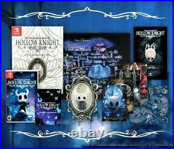 Hollow Knight Limited Collectors Edition Nintendo Switch USA NEXT DAY SHIP