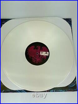 Homesick A Day To Remember Vinyl LP White Hot Topic Limited Edition /600