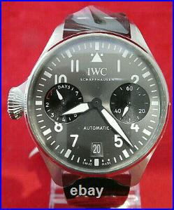 IWC Big Pilot Limited Edition Right Hander 7 Days Power Reserve 46mm (#37/250)