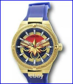 Invicta Marvel Women's 39mm Captain Marvel Limited Edition Day/Date Watch 28816
