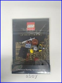 LEGO Exclusive Gift Limited Edition Colosseum 10276 Day One Lego Store ROME