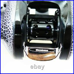 MEGABASS IS71HL CRACK PURPLE IL Left limited Edition Reel FedEx 2-5 DAY TO USA