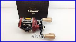 MEGABASS LAUDA 58L LEFT LIMITED EDITION RARE ROSSO RED Fedex 2days to Usa