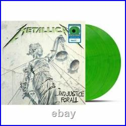 Metallica 6 Walmart Exclusive Limited Colored Vinyl Record LP Set Ships Same Day