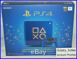 NEW Sony Playstation 4 1TB Limited Edition Days Of Play