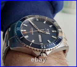 New Mido Ocean Star Auto 42MM men's Diver Watch M026.430.11.051.00 SS Day/Date