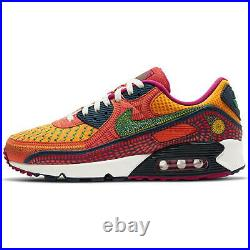 Nike Air Max 90 SE Day of the Dead DC5154-458 Size US10.5