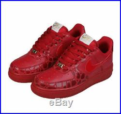Nike WOMEN'S Air Force 1'07 VALENTINES DAY LIMITED EDITION SZ 7.5 NEW RARE AF1