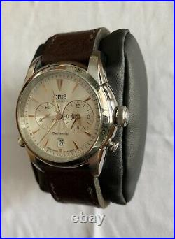 Oris Centennial 1904 Watch and 8 Day Travel Alarm Set Limited Edition Boxed