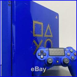 PS4 PlayStation 4 Days of Play Limited Edition Game Console Japan (409)