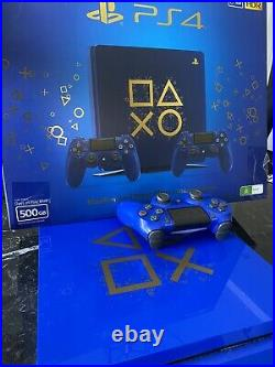 PS4 PlayStation LIMITED EDITION DAYS OF PLAY (discontinued)