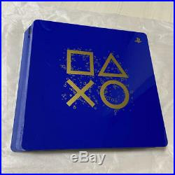 PS4 Playstation 4 Days of Play Limited Edition CUH-2100ABZN Used