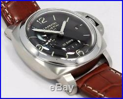 Panerai Luminor 1950 10 Days 44mm GMT PAM270 Limited Edition Box Papers Mint